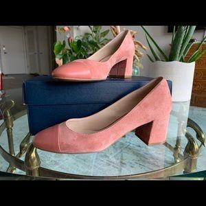 Pink Cole Haan Heels